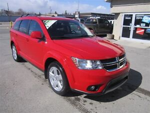 2012 Dodge Journey Crew - Fully reconditioned