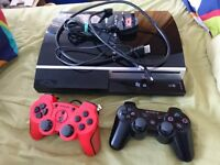 Playstation 3 (80GB) with 2 Controllers
