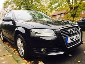Audi A3 1.6 TDI SE 3dr - £20 TAX! Start/Stop Eco System - Private Plate Not Included