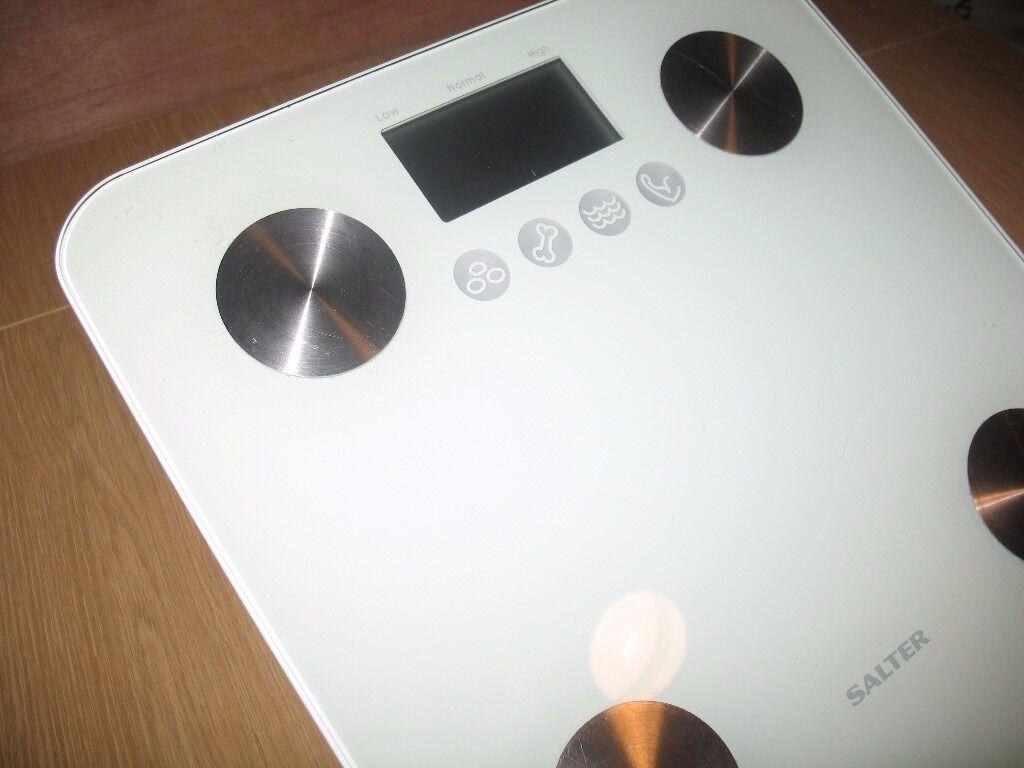 Salter Body Analyser Scales In Ilkeston Derbyshire Gumtree
