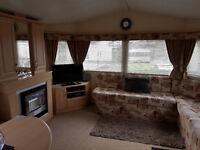 private 8 berth caravan to rent at southerness parkdean caravan park