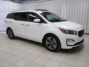2019 Kia Sedona SX 8PASS MINIVAN HIGH TRIM MINI-VAN LOADED WITH