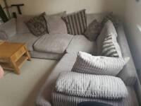 Corner Sofa - w/ Double Bed