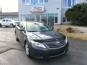 2010 Toyota Camry LE Well Equipped