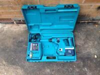 Makita 24v SDS Cordless Hammer Drill in Good Condition