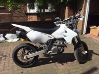 2001 DR-Z 400S with Supermoto wheels Engine rebuilt less than 1000 miles.