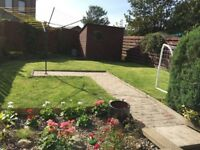 For Rent - Spacious 3 bedroom house with integral garage and fully enclosed back garden.