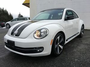 2012 Volkswagen Beetle Sportline w/ Panoramic Roof & Tech Pkg.