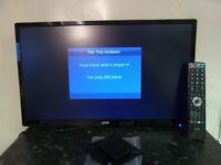 """Logik L24FE13 24"""" 1080p HD LED Television"""