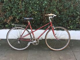 Ladies Raleigh Clubman bike