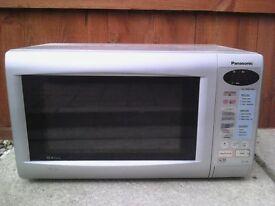 Panasonic Microwave Oven - Model No NN-K125MB BPQ
