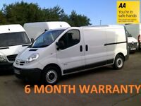 0d5a3273ba Nissan Primastar 2.9T 2.0 Dci 115 LWB SE  LEASE Co DIRECT