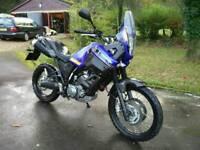 2013 Yamaha XT660 Tenere Adventure Motorcycle