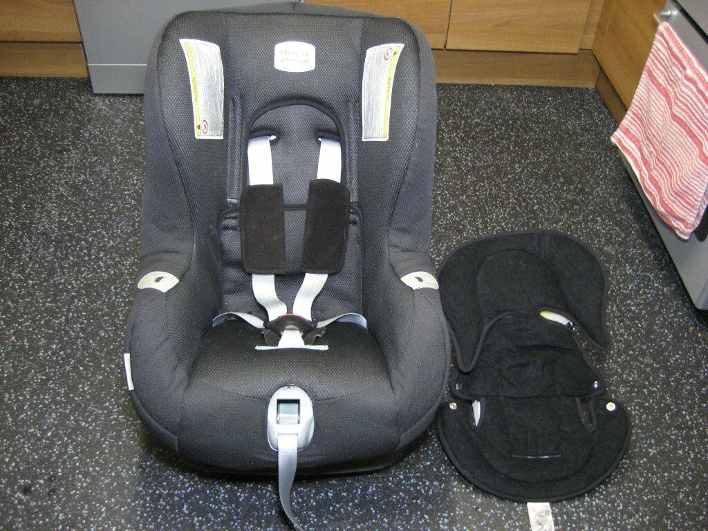 Britax Romer First Class Plus Newborn Baby 0 To 18kg Car Seat Immaculate Condition Including Insert