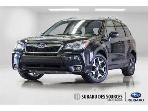 2016 Subaru Forester 2.0XT Limited, Toit, Cuir, Navigation!