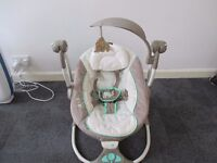 Baby swing/bouncer - collection only