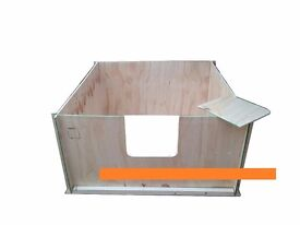 NEW Store Flat Puppy Whelping Box - 35% off - Xmas Sale