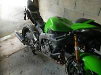 Kawasaki zxr6 Ninja