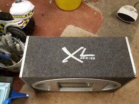 subwoofer XL Series ., ., ., ., ., ., . ,, ., . , . , . , . , . , . , . , . , . , . ,. , . , . , ono