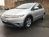 Fantastic Honda Civic 1.8 Automatic Low Mileage- Long Mot