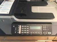 HP inkjet printer and scanner