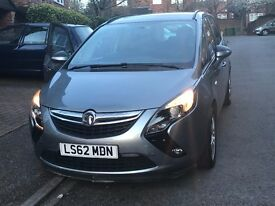 VAUXHALL ZAFIRA TOURER 2012 MODEL MPV FOR SALE