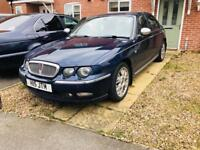 Rover 75 Connoisseur SE CDTI A (open to offers)
