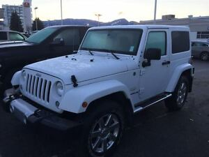 2015 Jeep Wrangler Sahara 4X4, leather naviagtion, remote start,