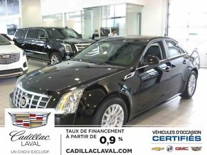 2012 CADILLAC CTS SEDAN AWD Toit Panoramique