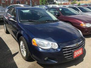 2006 Chrysler Sebring Touring Low KM 144K SHARP ON SIGHT!