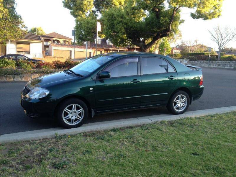 Gumtree Cars Sydney Toyota