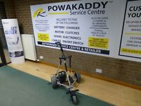 Powakaddy Golf All Terrain Electric Trolley