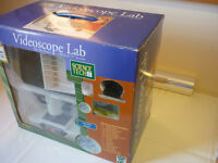 Videoscope Lab 20x by 50x Power with Slides and Accessories