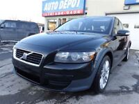 2008 Volvo C30 2.4i $ 6791 AUT ABS MAG GROUPES ELECT