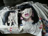 brand new jessie j single duvet set