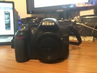 Nikon D3100 [BODY ONLY] - Comes with Charger