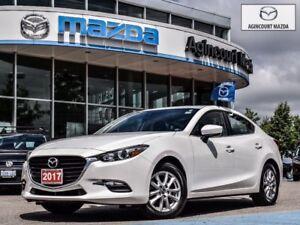 2017 Mazda Mazda3 GS-Sunroof, Navigation, Bike Rack, Blind Spot