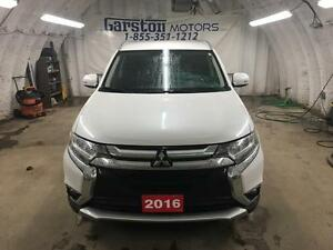 2016 Mitsubishi Outlander SE*7 PASSENGER*AWC*V6*ECO MODE*BLUETOO Kitchener / Waterloo Kitchener Area image 5