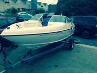 Speed boat fibrafort 160
