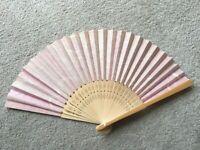 Decorative Chinese fan