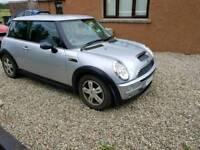 Mini 1.4 diesel 2004