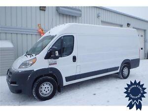 2015 Ram ProMaster Cargo Van Front Wheel Drive - 59,887 KMs
