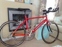 road bike quintana roo compact