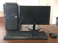 Cheap Acer Desktop Computer With Screen, Mouse & Keyboard (Kit)