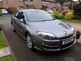 REDUCED, MUST BE SEEN, FANTASTIC VALUE. loads of extras. 2011(11 ) Renault Laguna TomTom Dynamique