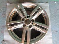 "BMW 116 M Sport 18"" Front Alloy Wheel"