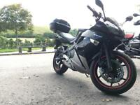 2011 Kawasaki ER6-f Ninja 650