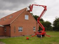 Access platform cherry picker mewp scaffolding working at height Cherrypicker
