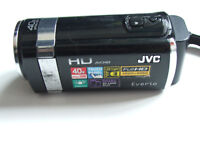 JVC camcorder reduced in price!