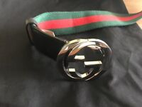 GUCCI BELT MENS!!